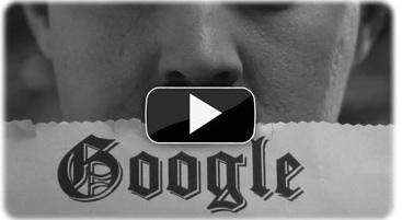 Logo Google Chaplin
