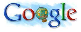 Google Montgolfière