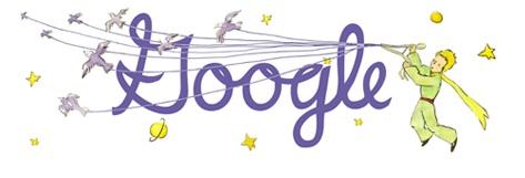 Logo Google Petit Prince