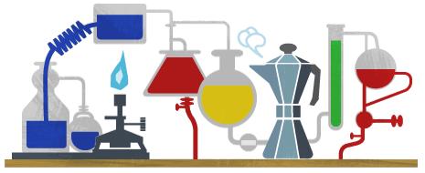 Logo Google Bunsen