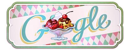 Logo Google Glace Sundae