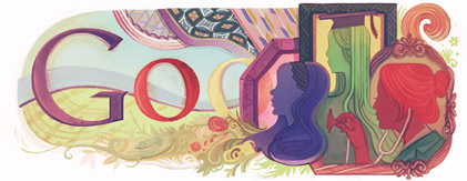 Logo Google Journées femme 2011