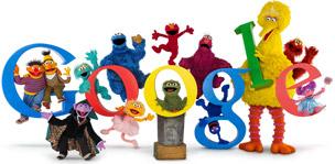 Logo Google Sesame au complet